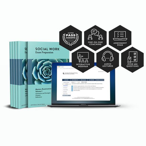 Social Work Masters Exam Package