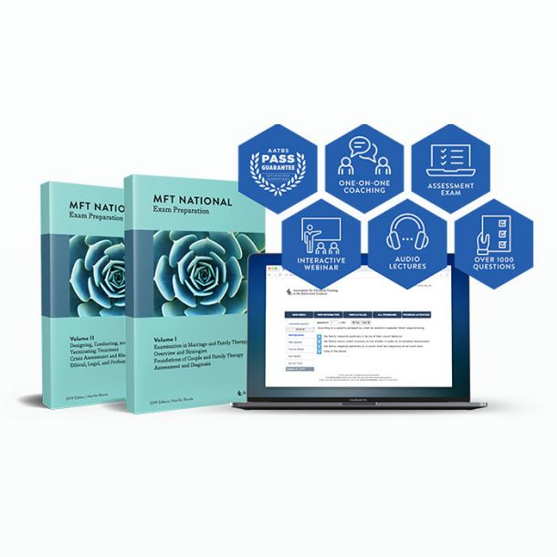 National MFT Exam Package