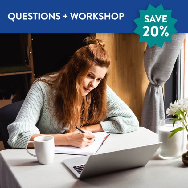 NCE Questions and Workshop Bundle