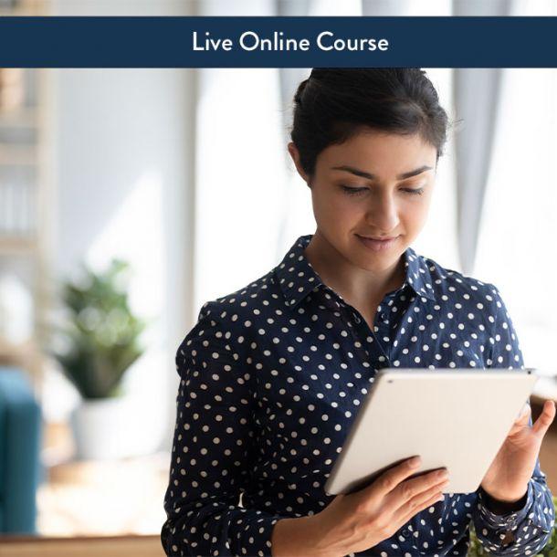 12 Credit CE Bundle - Live Online