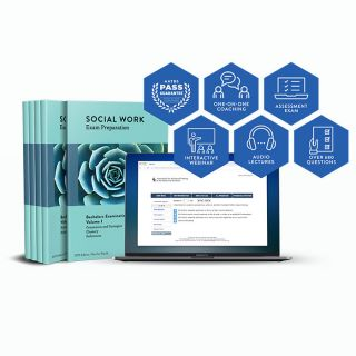 Social Work Bachelors Exam Package