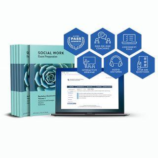 Social Work Bachelors Exam Package