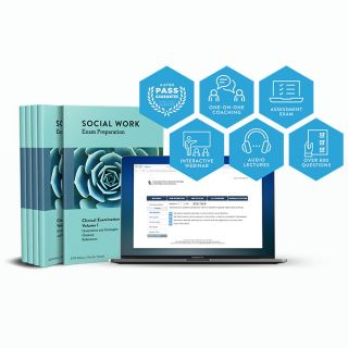 Social Work Clinical Exam Package