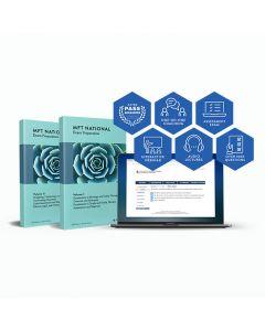 National MFT Comprehensive Study Package - Live Instruction