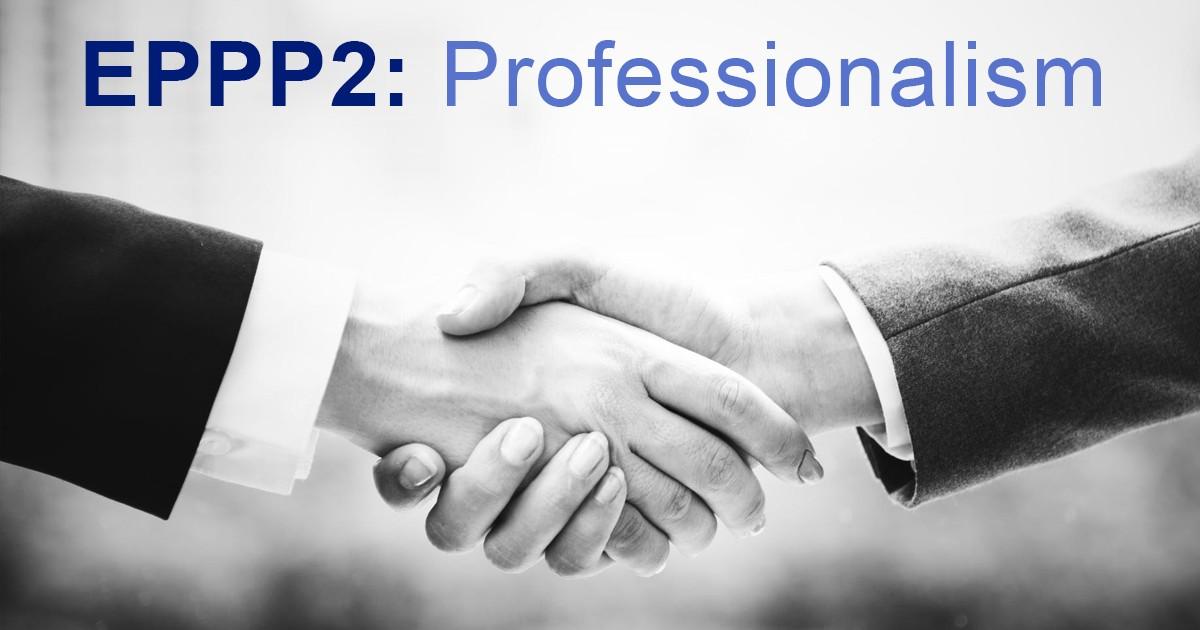 EPPP2: Professionalism