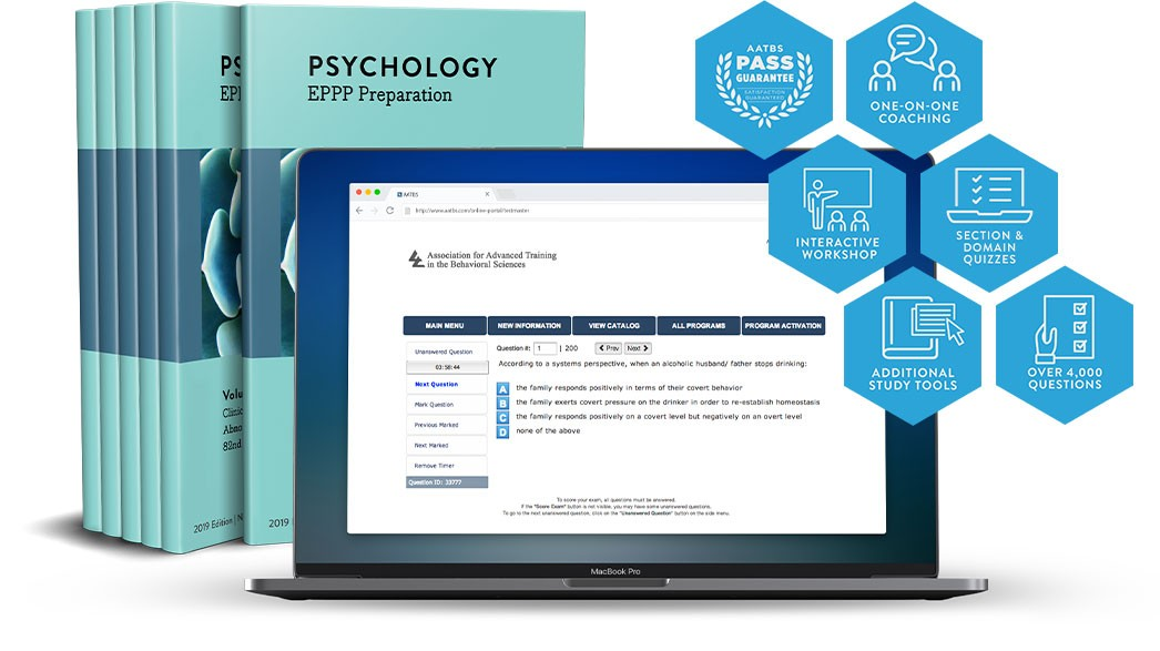 Premium EPPP Study Package